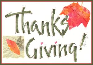importance being thankful Research shows that the more thankful you are, the happier you are learn why  and how to practice acts of thanks.