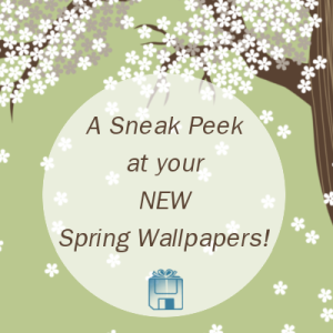 GOTD, Giveaway of the Day, wallpapers, Spring